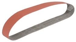 Bande abrasive ponceuse 760x40 mm (x5pc)