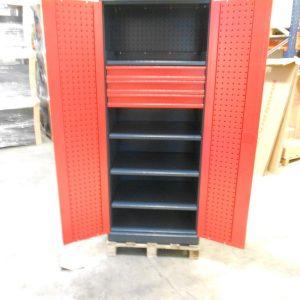 Armoire d'atelier 3 tiroirs 192cm x 58cm