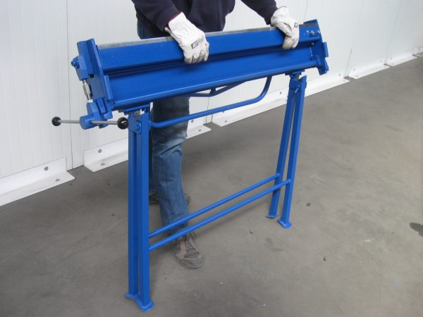 Plieuse zinc PRO1100-0.7 Pliable