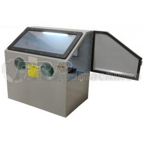 Cabine de sablage 110 L (soudée)