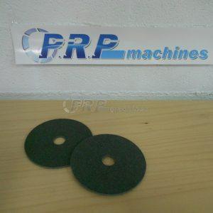 Disque polissage 150x25.4 pour MDD270 x2pc