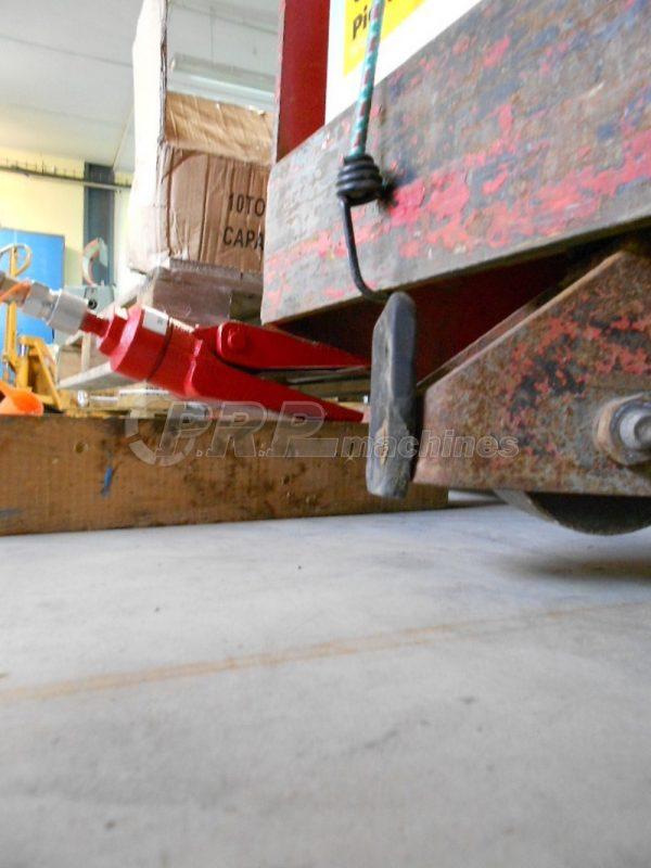 Vérin de carrossier hydraulique 10Tonnes