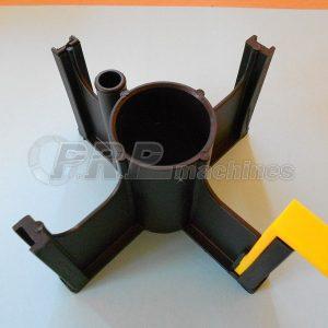 Adaptateur pour bobine fil de soudure 15kg