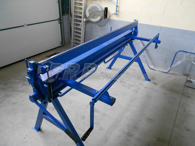 Ultra Plieuse zinc couvreur PRO 2m x 1 mm -Kit3 CQ-67