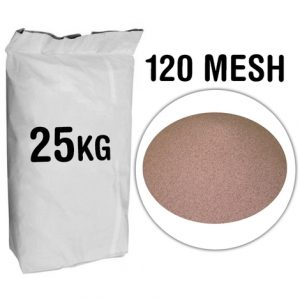 Abrasif sablage Garnet 25kg -mesh120