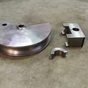 Formes de cintrage CNC 240° ( EN63)