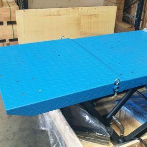 Extension frontale pour table moto PC680
