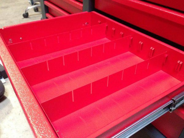 Kit 7 répartiteurs de tiroir série XXL v1