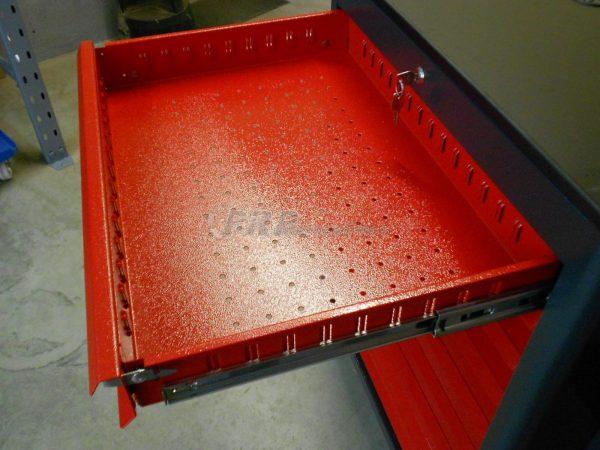 Servante d'atelier PRO XL 8 tiroirs