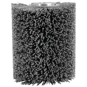 Roue de polissage fil nylon - métaux bois