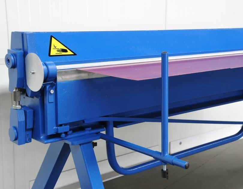 Moderne Plieuse zinc couvreur PRO 2m x 1 mm -Kit3 XF-55