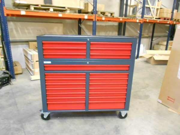 Servante d'atelier 15 tiroirs PRO XXL-V.2