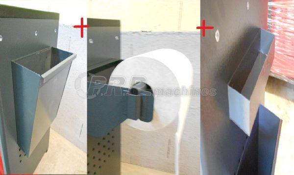 Kit 3 accessoires servante d'atelier