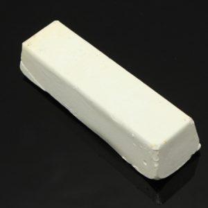 Pâte de polissage blanche pour inox /métaux dur