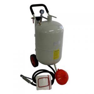 Sableuse tonneau 75 litres - B
