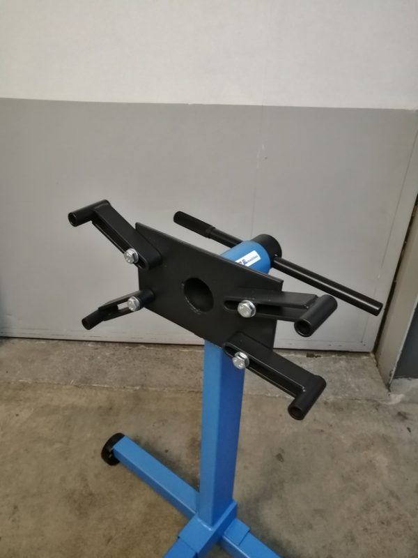 Support moteur rotatif