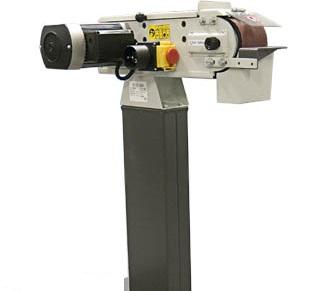 Tank à bande abrasive 100x1220mm